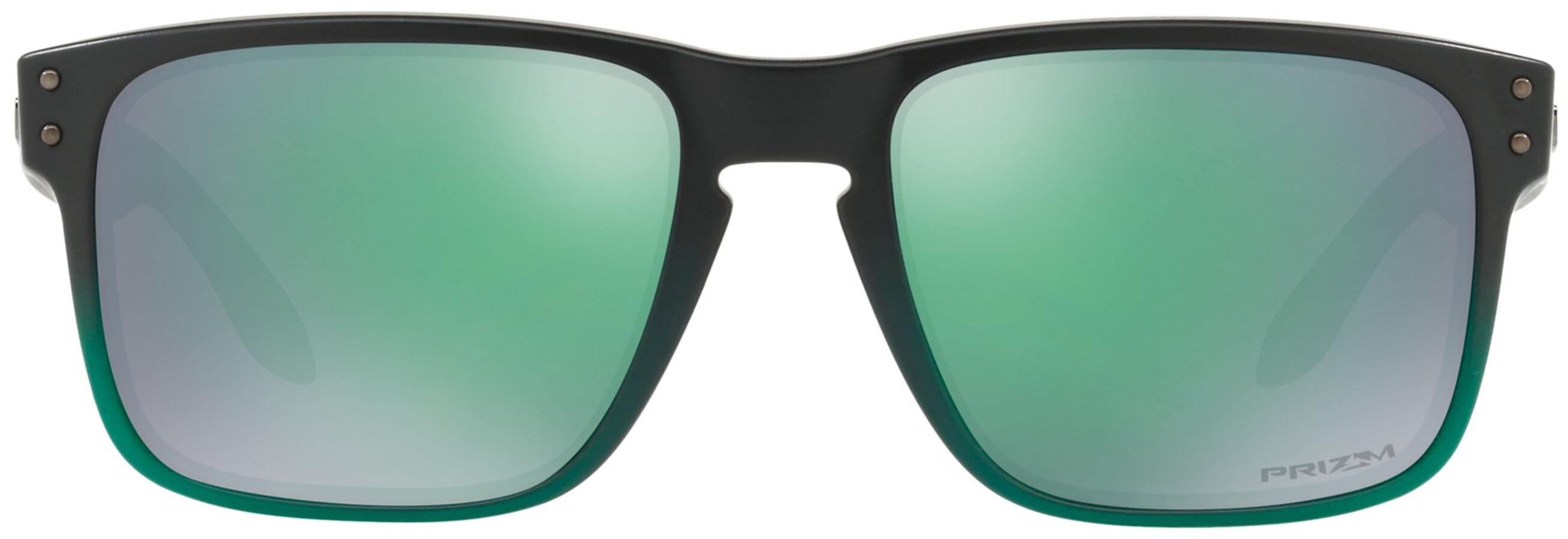 27bc1cbc00 Oakley Holbrook - Gafas ciclismo - verde/negro | Bikester.es